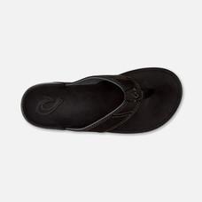 Olukai รองเท้าผู้ชาย 10239-OXOXM-NUI ONYX/ONYX 8 US