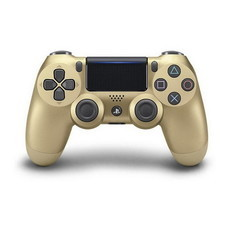 Playstation 4 New Dualshock 4 CUH-ZCT2 Series Gold (Asia)