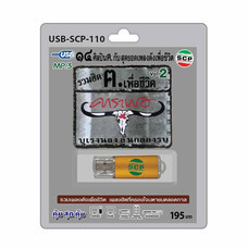 USB MP3 รวมฮิต ฅ.เพื่อชีวิต Vol.2