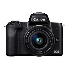 CANON EOS M50 Kit (EF-M15-45 IS STM) Black