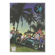CD EXO 4th Album The War Chinese Private Version (Import)