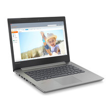 Lenovo Notebook Ideapad 330-15AST AMD A9-9425 4G1T Int W10 2Y Onyx Black
