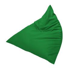 Your Style BeanBag สามเหลี่ยมผ้ากำมะหยี่ เขียว