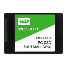 WD SSD Green SATA 7mm 120 GB (WDS120G2G0A)