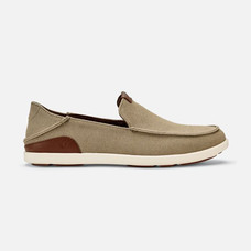 Olukai รองเท้าผู้ชาย 10382-1033 M-MANOASLIP-ON CLAY/TOFFEE 8 US