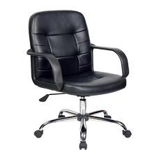 R-SIMPLE เก้าอี้สำนักงาน รุ่น Rudy สีดำ