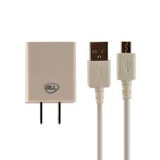 Bill Wall Charge Micro USB BLL2003 V8 เทา