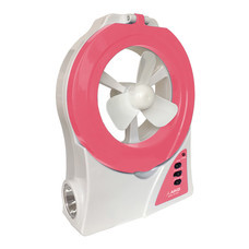 AIKO พัดลมมินิ Rechargeable รุ่น KN-2905 Pink