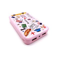 Yoobao Gift Set Micro USB M25S1 Pink