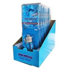 Mentos น้ำหอมแขวนอโรม่า แบบแพ็ก (6 ชิ้น/1 แพ็ก)