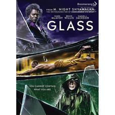 DVD Glass คนเหนือมนุษย์ (SE)