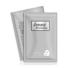 JENNY PREMIUM SPECIAL PEAL FACIAL MASK แพ็ก 10