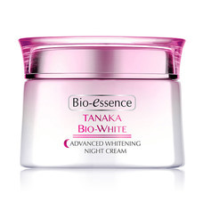 Bio essence Tanaka Bio White Advanced White Night Cream 50 ก.