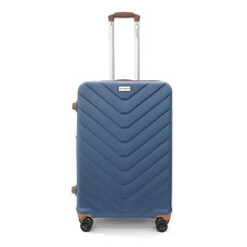 BP WORLD Luggage No. 1867 Blue Size 25 inch.