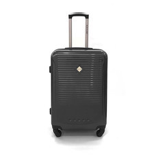 BLUE PLANET Luggage 25 นิ้ว No. 17312 (Black)