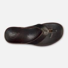 Olukai รองเท้าผู้ชาย 10386-KDKD M-NALUKAI SANDALDARK KOA/DARK KOA 10 US