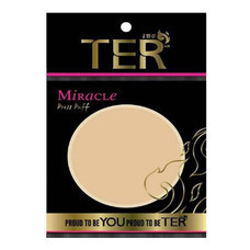TER miracle press puff circle 50x50 มม.
