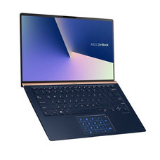 Asus Notebook ZenBook 14 UX433FN-A6052T Royal Blue Metal