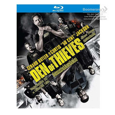 Blu ray Den Of Thieves โคตรนรกปล้นเหนือเมฆ