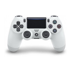 Playstation 4 New Dualshock 4 CUH-ZCT2 Series Glacier White (Asia)