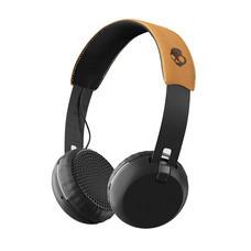 Skullcandy Wireless On-Ear Grind Brown