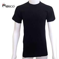 Marco Anti-Bacteria เสื้อแขนสั้นคอกลม : ไซส์ XL