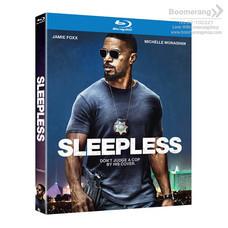Blu ray Sleepless คืนเดือด คนระห่ำ