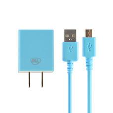 Bill Wall Charge Micro USB BLL2003 V8 ฟ้า