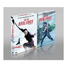 DVD Boxset Into the Badlands Season 2 (3 Disc)