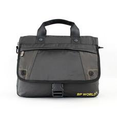 BP WORLD Messenger Bag No.B8618 black