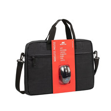 Rivacase กระเป๋าโน๊ตบุ๊ค รุ่น Bundle 8038 Laptop bag 15.6