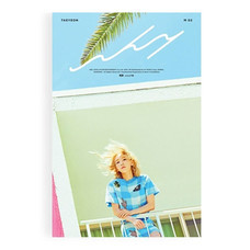 CD Taeyeon The 2nd Mini Album Why (Local)