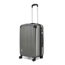 POLO TRAVEL CLUB กระเป๋าเดินทาง HKEXD 8009 ไซส์ 24 สีเทา