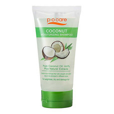 P.O.CARE COCONUT MOISTURIZING SHAMPOO 185g.