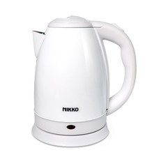 Nikko เดลี่ไลฟ์ กาต้มน้ำไฟฟ้า 1.8 ลิตร รุ่น NKEK-DL18W สีขาว