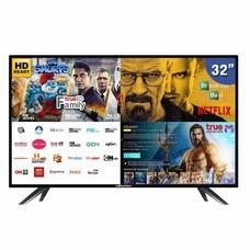 Worldtech Analog LED TV ขนาด 32 นิ้ว รุ่น WTTVAL32HDR2200TRA