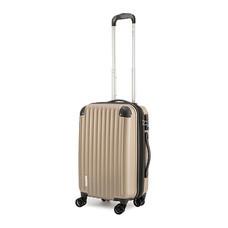 POLO TRAVEL CLUB กระเป๋าเดินทาง HKEXD 8009 ไซส์ 20 สีทอง