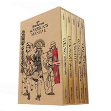 คู่มือนักรบโบราณ : Warrior's Manual (บรรจุกล่อง : Book Set)
