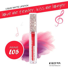 Melynn Love Me Tender, Kiss Me Longer Liquid Matte Lipstick L05 Awake