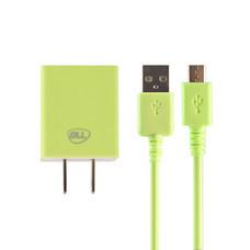 Bill Wall Charge Micro USB BLL2003 V8 เขียว