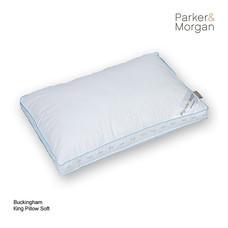 Parker & Morgan Buckingham Microfiber Pillow King ไซส์