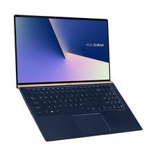 Asus Notebook ZenBook 15 UX533FD-A9028T Royal Blue Metal (Glass)