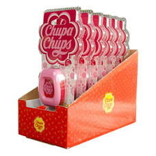 Chupa Chups น้ำหอมปรับอากาศช่องแอร์ติดรถยนต์ แบบแพ็ก (6 ชิ้น/1 แพ็ก)