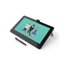Wacom New Cintiq Pro 13 Tablet พร้อมด้วย Wacom Link Plus