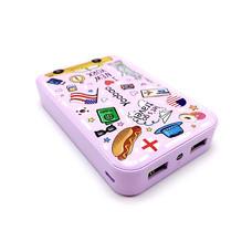 Yoobao Gift Set Micro USB M25S1 Purple