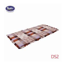Satin ที่นอน 3 ตอน ขนาด 3 x 6.5 ฟุต ลาย D52
