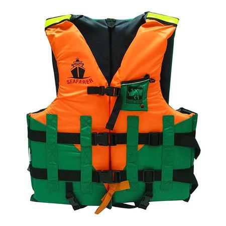 ชูชีพ Size L รุ่น Seafarer รหัส 404-778 สีเขียว-ส้ม