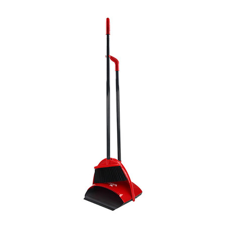 Vileda Clean & Close dustpan เซ็ต
