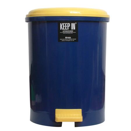 KEEP IN ถังผงอนามัย 18 ล. Blue