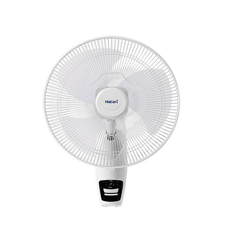 Hatari Wall Fan HFW18R1 White 18